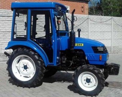 Трактор Донг Фенг Dongfeng 244