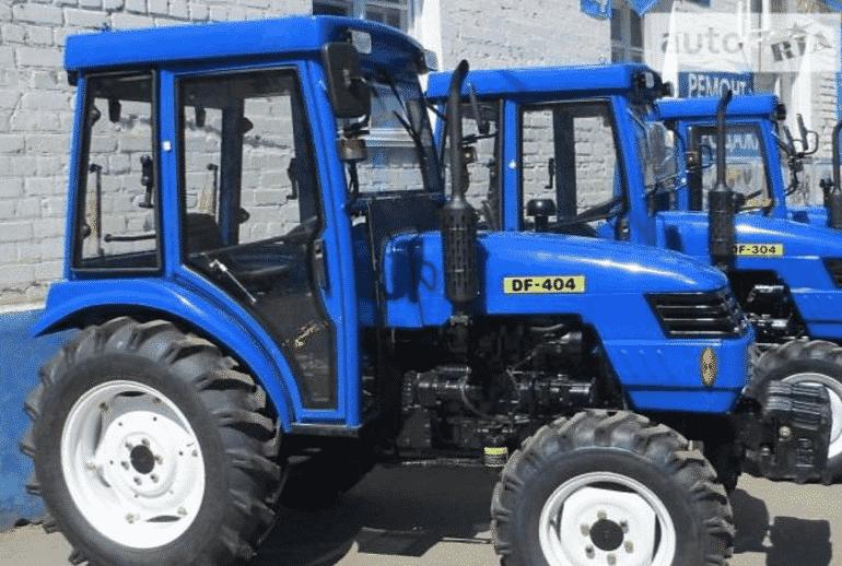 Трактор Донг Фенг Dongfeng 404