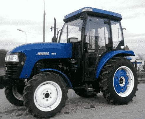 Трактор Джинма (Jinma) 504