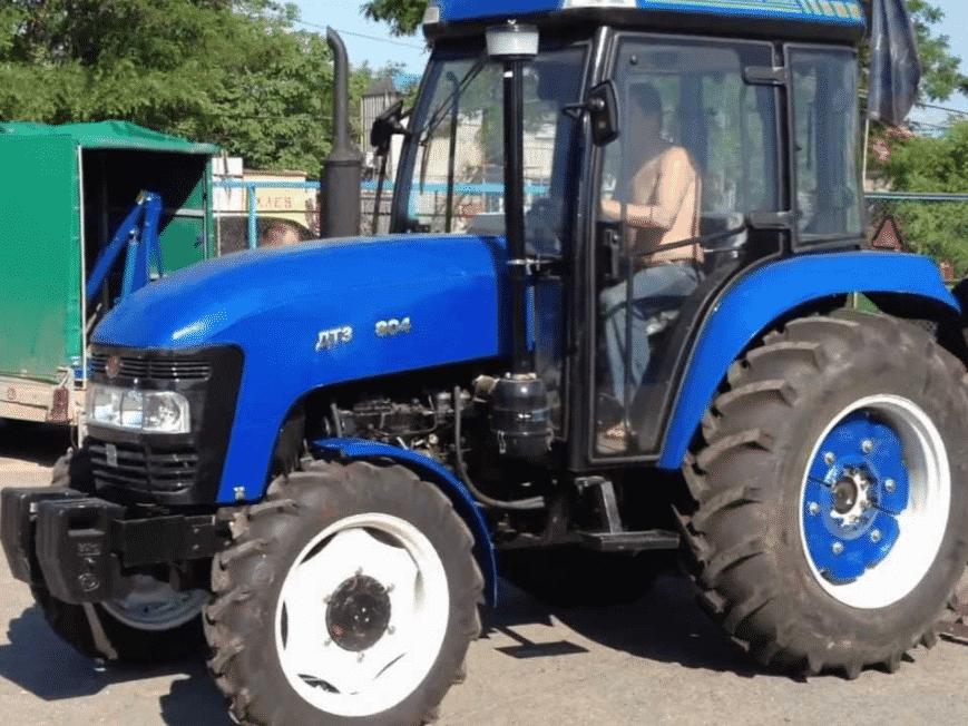 Трактор Джинма (Jinma) 804