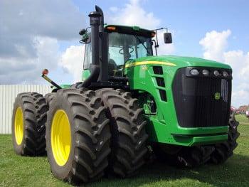 Трактор John Deere 9430
