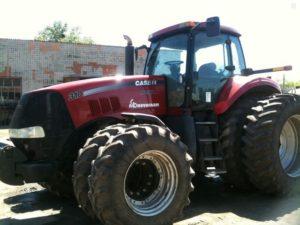 Трактор Кейс (Case) 310