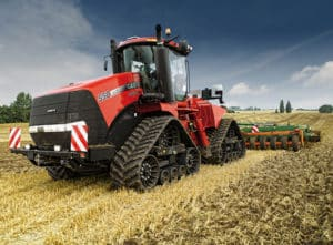 Трактор Кейс (Case) IH Quadtrac 550