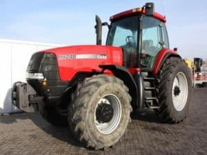 Трактор Кейс (Case) MX 240