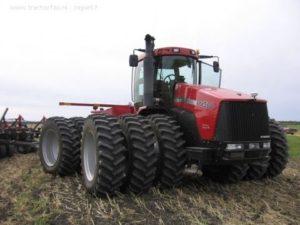 Трактор Кейс (Case) STX 500