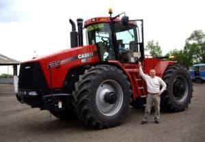 Трактор Кейс (Case) STX 535