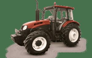 Трактор ЛМЗ 904
