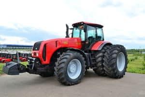 Трактор МТЗ Беларус 3522