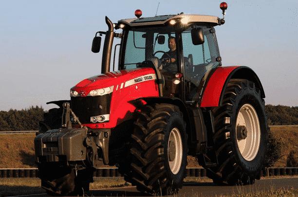 Трактор Массей Фергюсон 8690