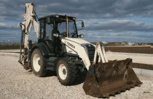 Трактор TEREX / Терекс 860