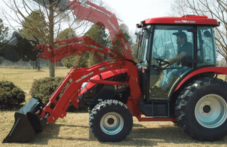 Трактор Тим (TYM) T503