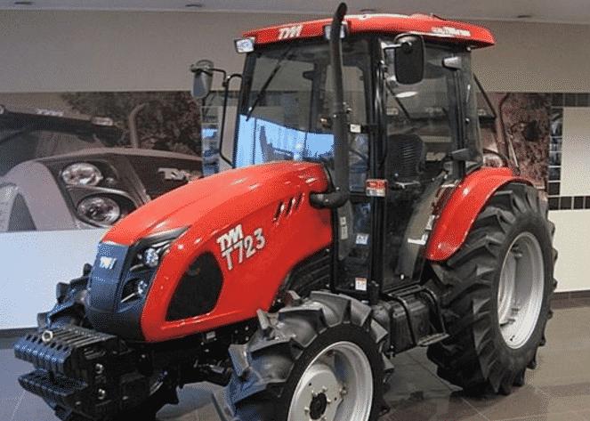 Трактор Тим (TYM) T723