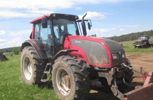 Трактор Валтра T191