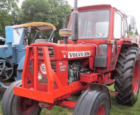 Трактор Volvo BM 700