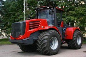 Трактор кировец К 9000