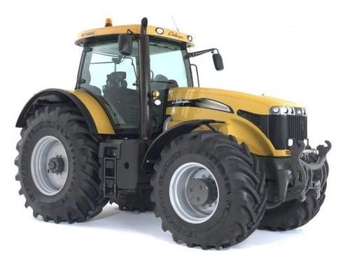 Тракторы Challenger (Челленджер) МТ600С