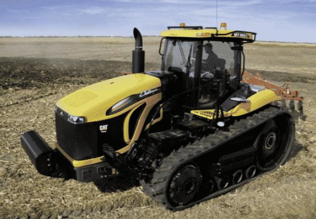 Тракторы Challenger (Челленджер) МТ800С
