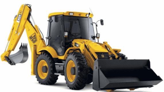 Тракторы Джисиби JCB 4CX