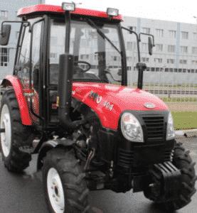 Трактор YTO (Ито) 404