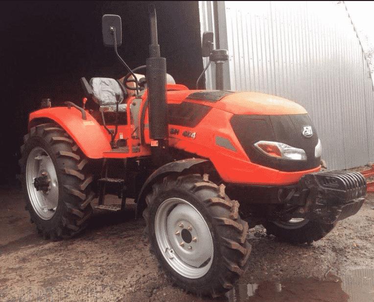 Трактор Дойц Фар 404