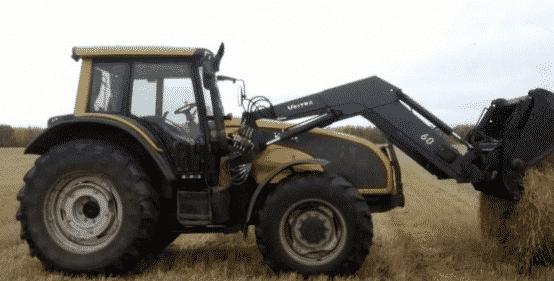 Трактор валтра т 161