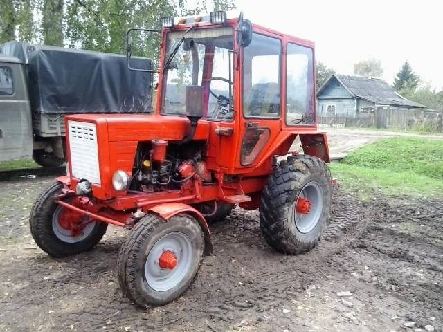 Трактора Владимировец Т 30