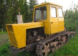 Трактора Т 54