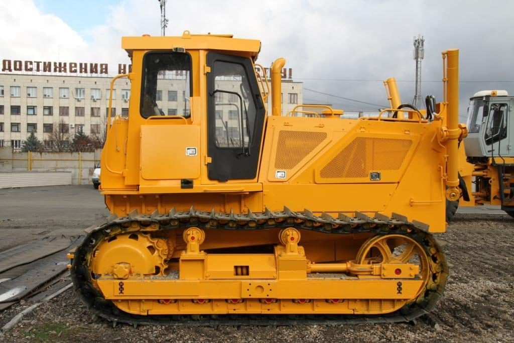 Трактор Т-10