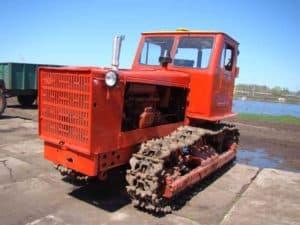 Трактор Т 4 а
