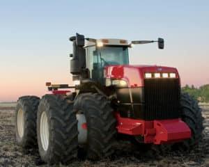 Тракторы Buhler 535