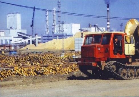 Трактор Минский ТДТ-60