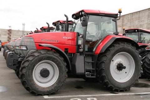 Трактор Камаз