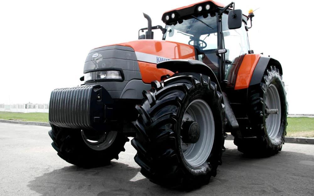 Трактор Камаз Т-215