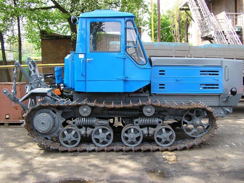 Трактор Т-150 размер шин
