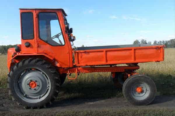 Трактор Т-16 «Шассик»
