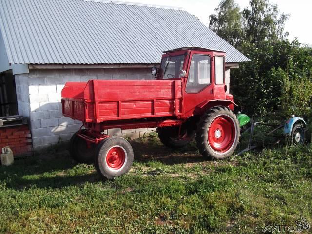 Трактор Т-16 запчасти