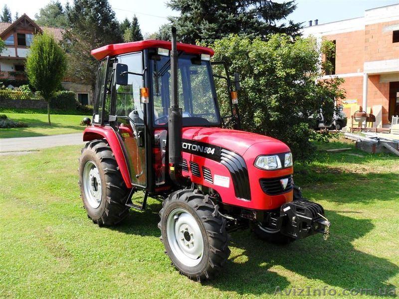Тракторов Фотон 244