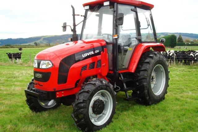 Трактор Foton 824