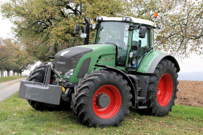 Модельный ряд тракторов «Фендт»