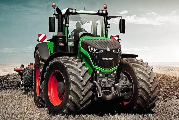 Трактор Фендт 1050