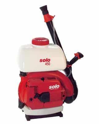 Бензиновый опрыскиватель Solo 450