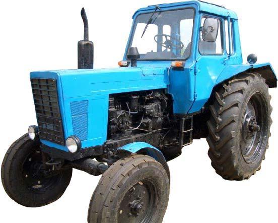 Трактор МТЗ. Пусковое устройство