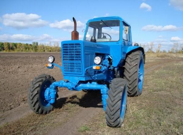 Трактор МТЗ - запчасти?