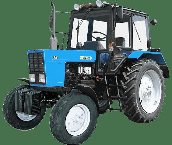 Трактор МТЗ - технические характеристики