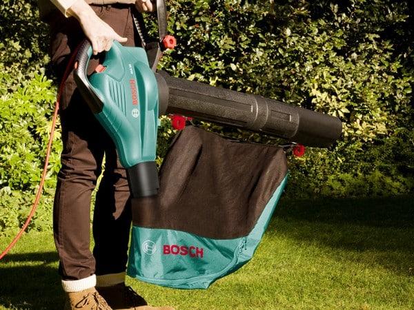 Садовые пылесосы для уборки листьев электрические