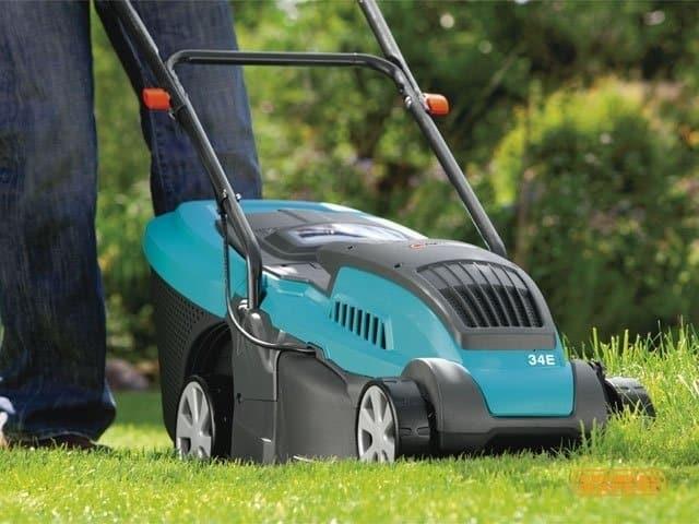 Как правильно выбрать электрическую газонокосилку?