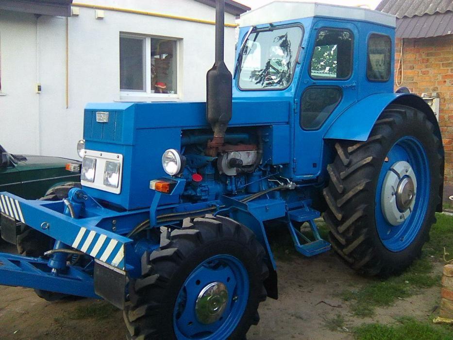 Трактор т 40 технические характеристики
