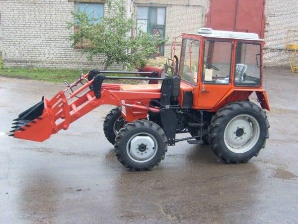 Трактор Т 25 с инструкцией по эксплуатации