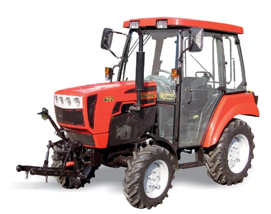 Трактор МТЗ. Весь модельный ряд