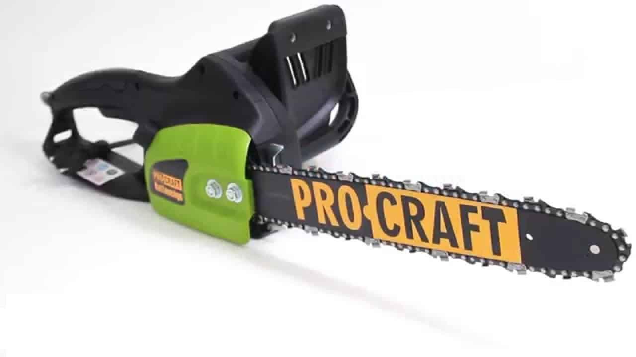 Электропилы «Procraft»